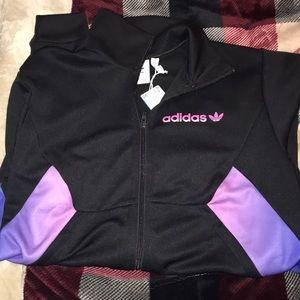 Adidas track Tops/Jacket